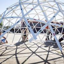 Children's Geodesic Workshop