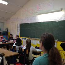 Intervention en classe