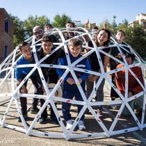 Chlidren's Geodesic Workshop
